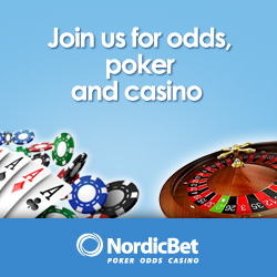 Bet at NordicBet!