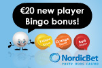 NordicBet Bingo Match