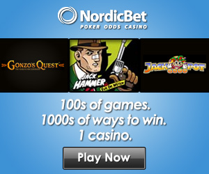Round the World competition @ Nordicbet Casino